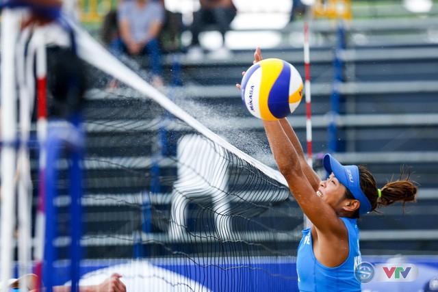 Ảnh: Những khoảnh khắc ấn tượng tại giải bóng chuyền bãi biển nữ thế giới - Tuần Châu Hạ Long mở rộng 2018 ngày 11/5 - Ảnh 6.