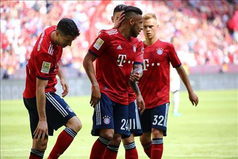 Kết quả bóng đá sáng 13/5: Bayern thua sốc trong ngày Bundesliga hạ màn, Real thắng đậm Celta Vigo - Ảnh 5.