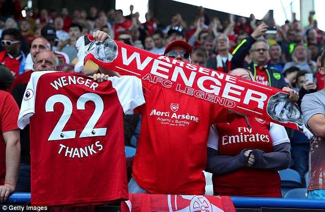 ẢNH: Trận đấu cuối cùng đầy cảm xúc của HLV Wenger - Ảnh 11.