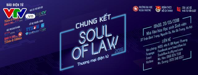 """Soul of Law 2018 """"Surpass Our Limits"""" – vượt qua giới hạn bản thân, vượt qua thành kiến Luật chỉ gói gọn trong sách vở - Ảnh 2."""
