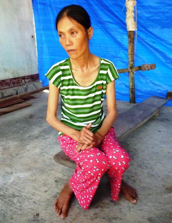 Không tiền mổ tim, người phụ nữ nghèo về nhà chờ chết - Ảnh 4.