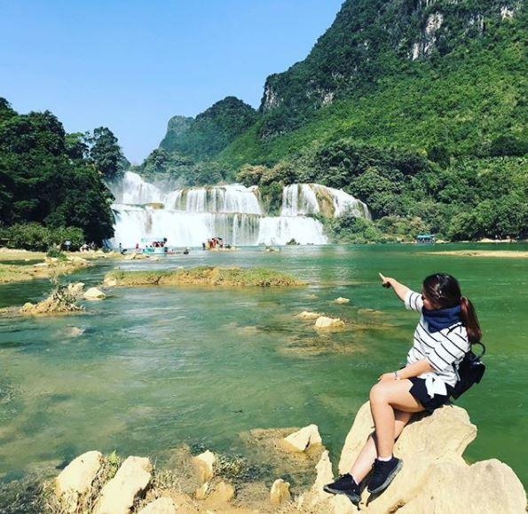 Chiêm ngưỡng vẻ đẹp nghẹt thở của thác nước đẹp nhất Việt Nam - Ảnh 5.