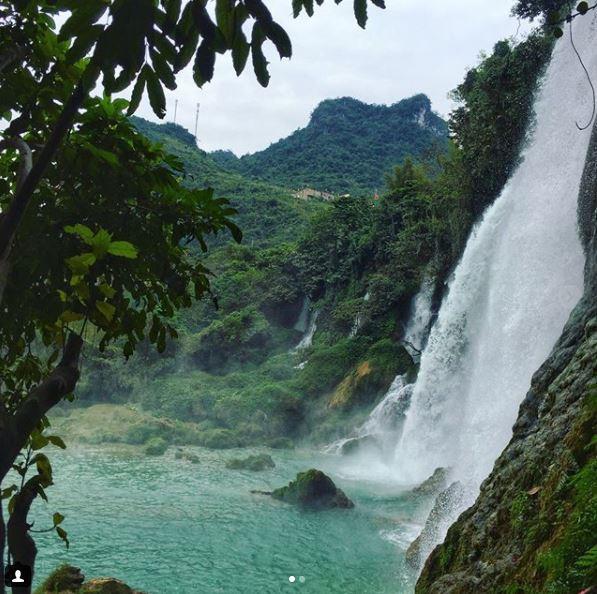 Chiêm ngưỡng vẻ đẹp nghẹt thở của thác nước đẹp nhất Việt Nam - Ảnh 7.