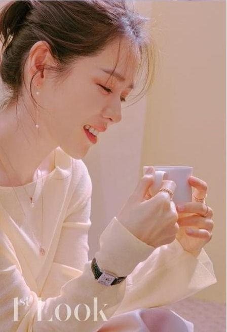 Chị đẹp Son Ye Jin đẹp khó cưỡng trong bộ ảnh mới - Ảnh 3.