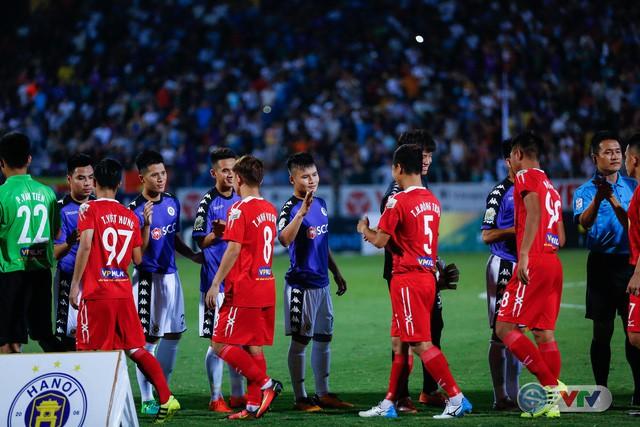 ẢNH: Hoà HAGL, CLB Hà Nội tiến vào bán kết Cúp Quốc gia - Ảnh 1.