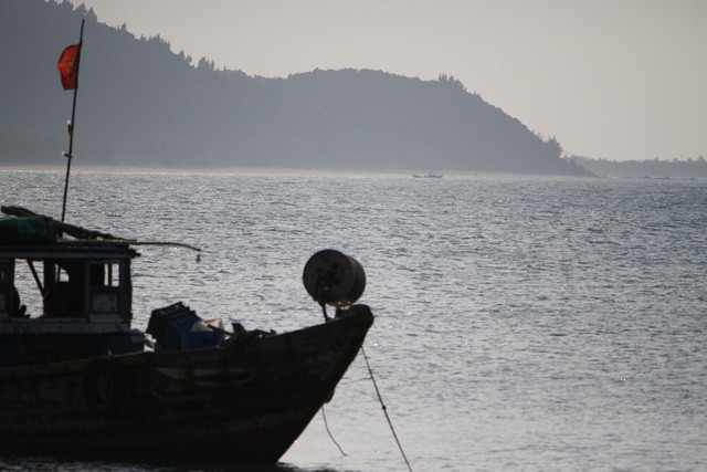 Mê mẩn nét đẹp hoang sơ biển Lộc Bình - Ảnh 11.