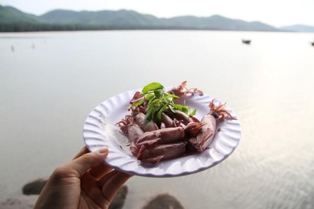 Mê mẩn nét đẹp hoang sơ biển Lộc Bình - ảnh 15