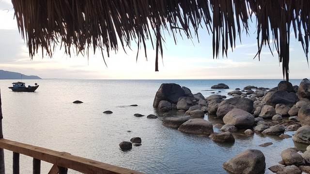 Mê mẩn nét đẹp hoang sơ biển Lộc Bình - ảnh 18