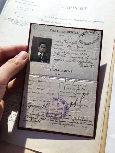 Nguyễn Ái Quốc - Ẩn số từ nước Pháp: Chuyện bây giờ mới kể - Ảnh 1.