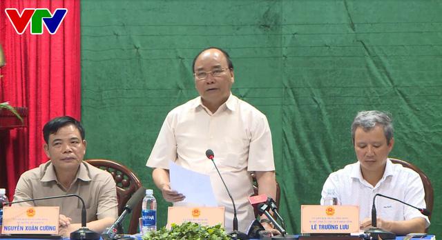 Thủ tướng Nguyễn Xuân Phúc đề nghị Thừa Thiên Huế đẩy nhanh tái tạo nguồn lợi thủy sản - Ảnh 1.