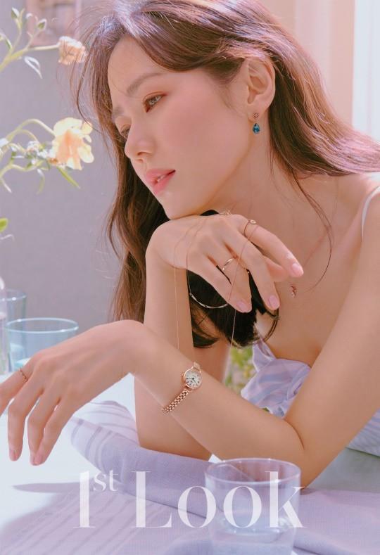 Chị đẹp Son Ye Jin đẹp khó cưỡng trong bộ ảnh mới - Ảnh 4.