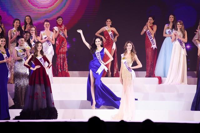 Người đẹp Diệu Linh đăng quang Nữ hoàng Du lịch toàn cầu 2018 - Ảnh 1.