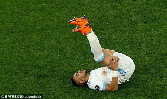Chung kết Europa League, Marseille 0-3 Atletico Madrid: Griezmann tỏa sáng, Atletico lên ngôi - Ảnh 3.