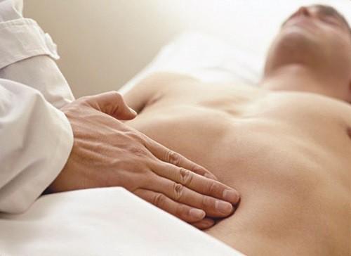 Bắt bệnh qua vị trí đau vùng bụng - Ảnh 2.