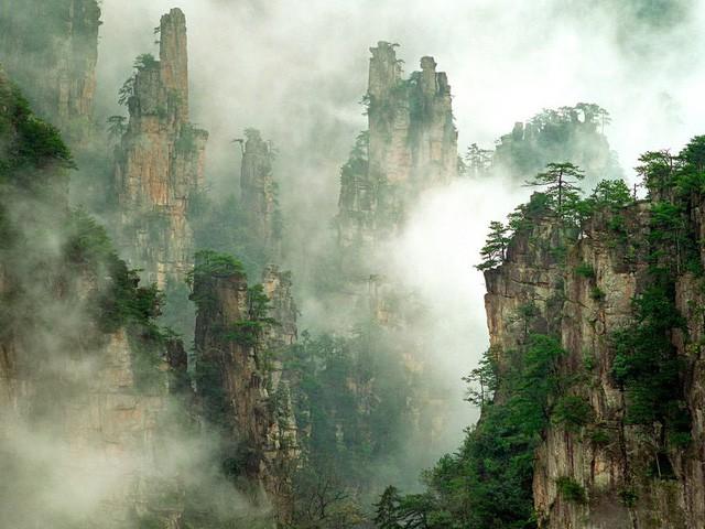 Chiêm ngưỡng vẻ đẹp kì lạ của Trái đất qua 25 bức ảnh - Ảnh 12.