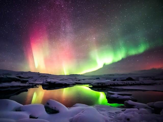 Chiêm ngưỡng vẻ đẹp kì lạ của Trái đất qua 25 bức ảnh - Ảnh 16.