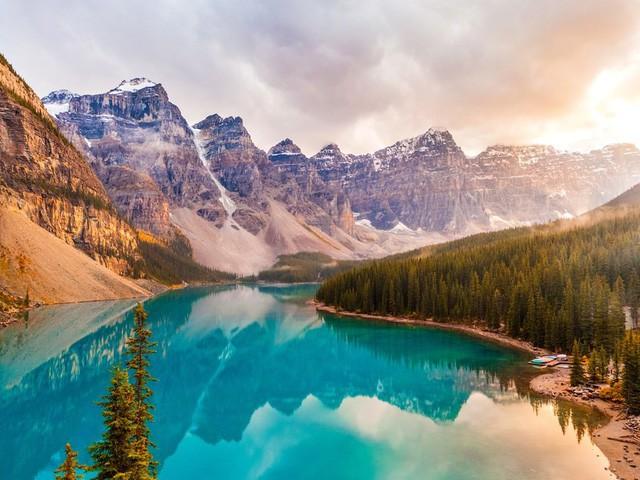 Chiêm ngưỡng vẻ đẹp kì lạ của Trái đất qua 25 bức ảnh - Ảnh 4.