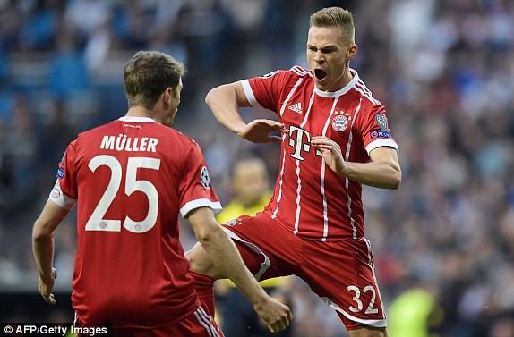 Real Madrid - Bayern Munich: Cuộc rượt đuổi kịch tính - Ảnh 1.