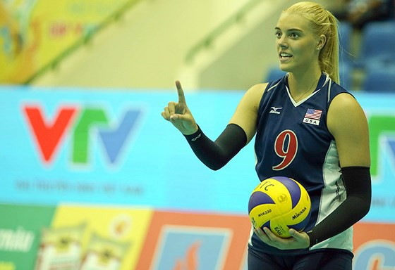 Cúp VTV9 Bình Điền 2018: Chủ công BIP toàn diện nhất, Sabina giành giải Miss Volleyball - Ảnh 1.