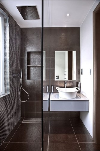 Mẫu phòng tắm đẹp hiện đại và tiện nghi - Ảnh 11.
