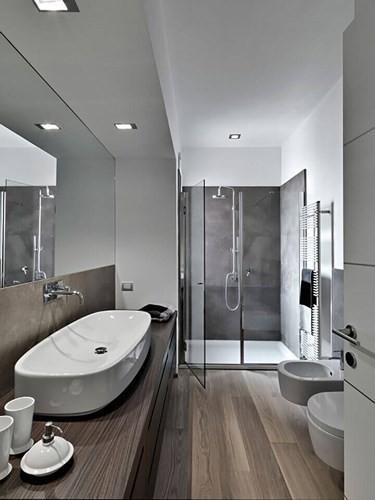 Mẫu phòng tắm đẹp hiện đại và tiện nghi - Ảnh 2.