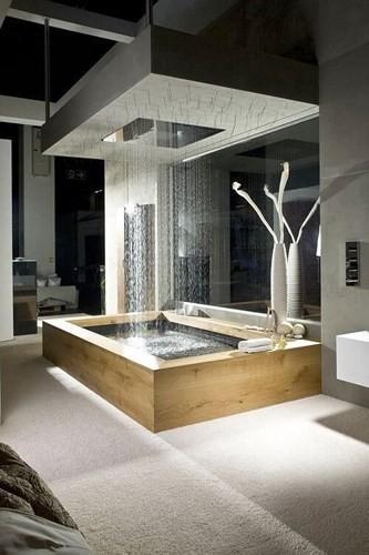 Mẫu phòng tắm đẹp hiện đại và tiện nghi - Ảnh 5.