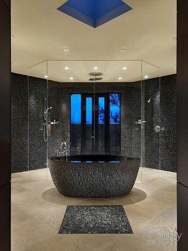 Mẫu phòng tắm đẹp hiện đại và tiện nghi - Ảnh 7.