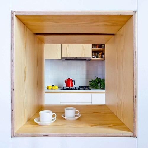 Sử dụng nội thất sáng tạo trong căn hộ 70m2 - Ảnh 5.