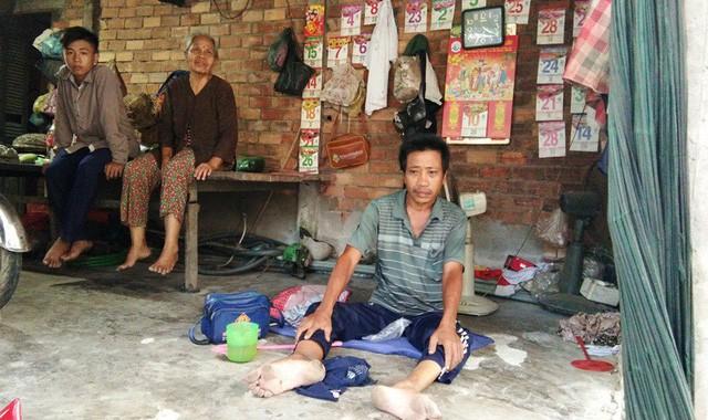 Chồng bị tai nạn, vợ ôm tiền bồi thường bỏ đi biệt tích - Ảnh 1.