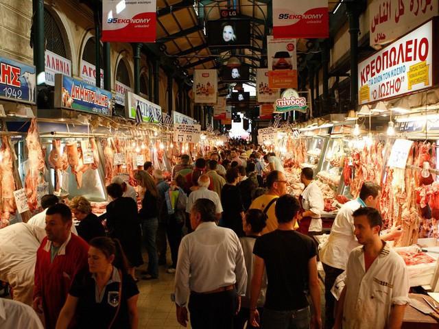 9 khu chợ nổi tiếng khắp thế giới - Ảnh 8.
