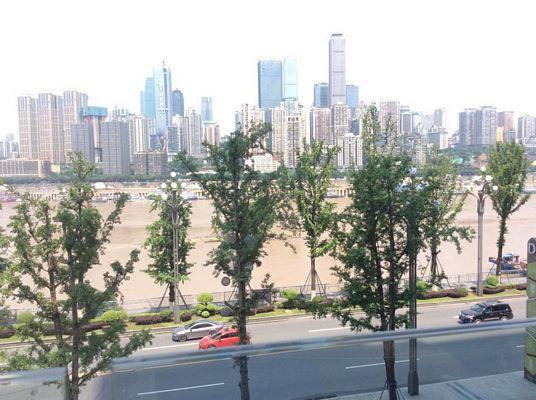Trùng Khánh - Thành phố thẳng đứng và đồ họa 3D - Ảnh 1.