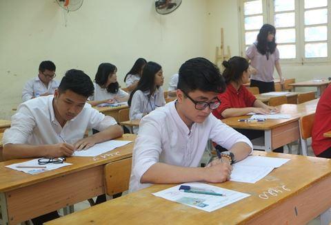 Hà Nội chủ trì 113 điểm thi THPT quốc gia 2018 - Ảnh 1.