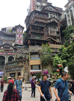 Trùng Khánh - Thành phố thẳng đứng và đồ họa 3D - Ảnh 14.