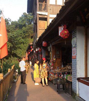 Trùng Khánh - Thành phố thẳng đứng và đồ họa 3D - Ảnh 9.