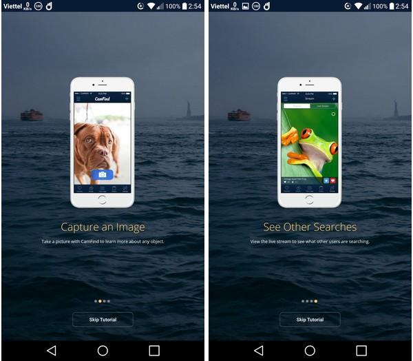 Thủ thuật giúp dễ dàng mua kiếm bằng hình ảnh ở smartphone - Ảnh 1.
