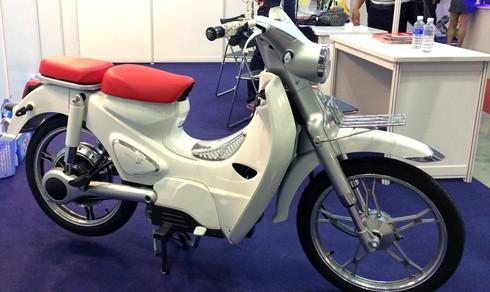 Xe máy điện kém chất lượng biểu tượng xấu lạ Honda EV-Cub xuất hiện tại Việt Nam - Ảnh 1.