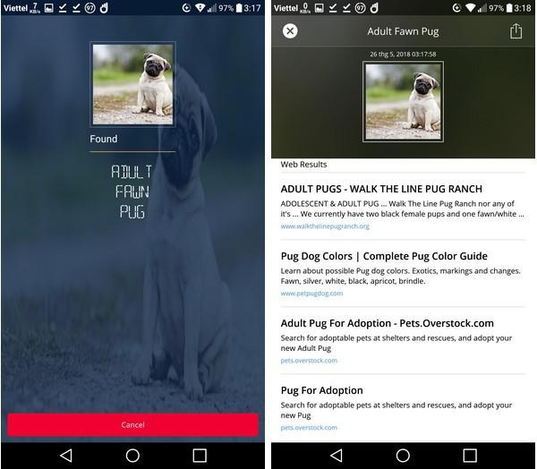 Thủ thuật giúp dễ dàng sắm kiếm bằng hình ảnh trên smartphone - Ảnh 3.