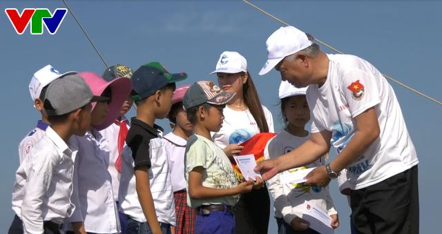 Quảng Trị phát động chiến dịch Biển Việt Nam xanh - Ảnh 1.