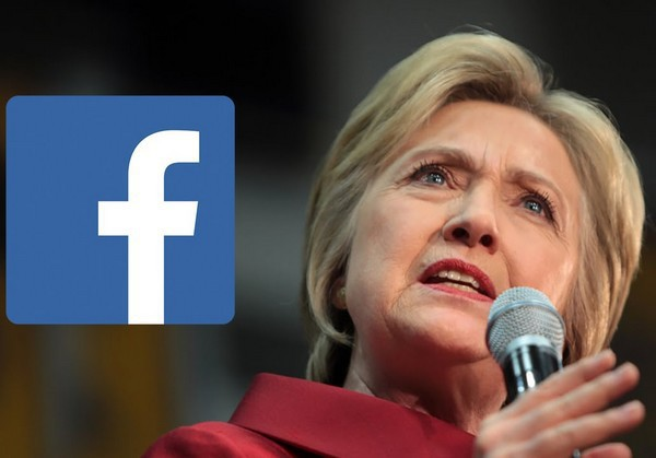Bà Hillary Clinton nói muốn làm CEO của Facebook - Ảnh 1.
