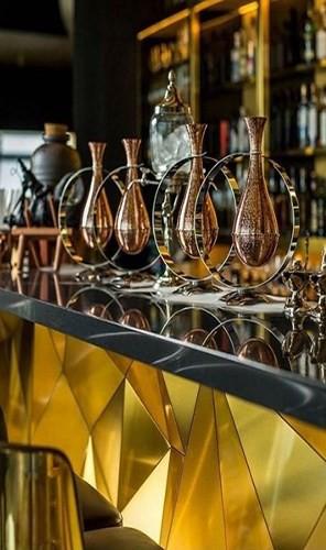 Khám phá nhà hàng chuyên dùng vàng để trang trí món ăn tại Dubai - Ảnh 8.