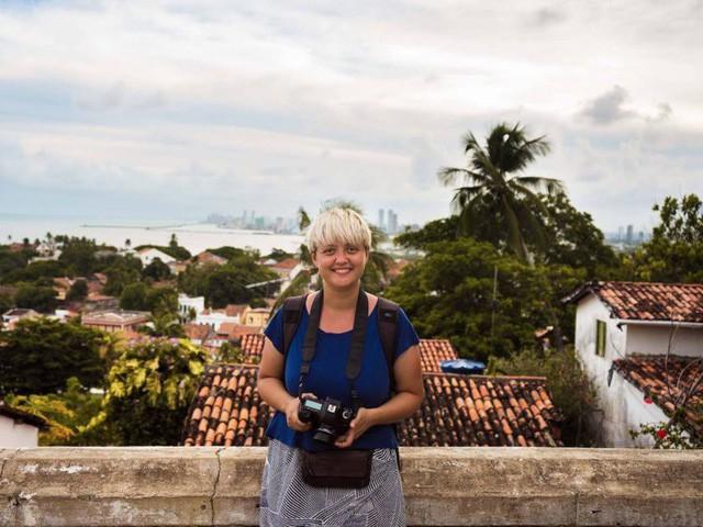 Nữ nhiếp ảnh gia đi khắp thế giới để ghi lại vẻ đẹp của người phụ nữ - Ảnh 1.