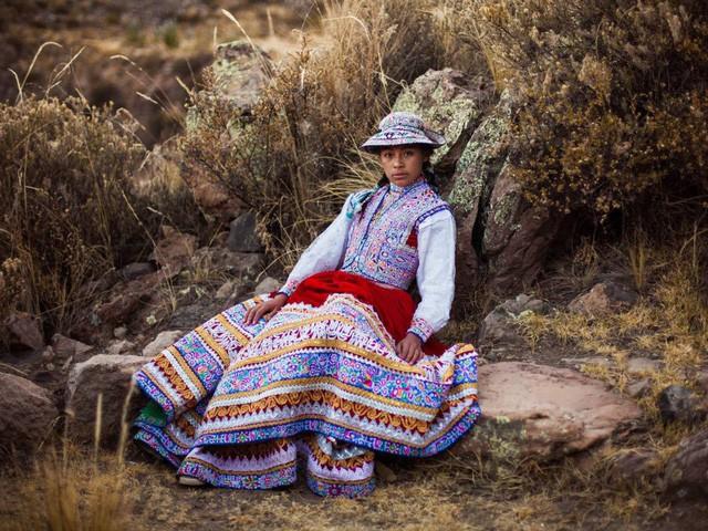 Nữ nhiếp ảnh gia đi khắp thế giới để ghi lại vẻ đẹp của người phụ nữ - Ảnh 5.