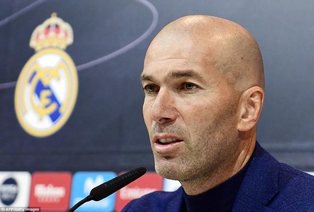 CHÍNH THỨC: Zidane tuyên bố từ chức HLV trưởng Real Madrid - Ảnh 2.