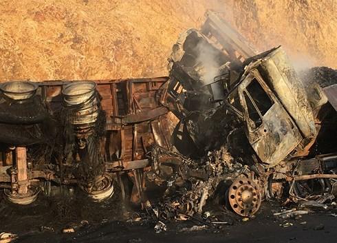 Tai nạn trên đèo Mang Yang (Gia Lai), 3 người thiệt mạng - Ảnh 1.