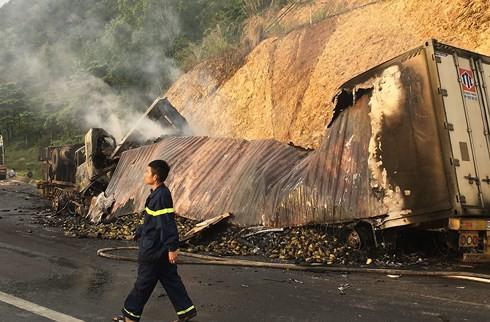Tai nạn trên đèo Mang Yang (Gia Lai), 3 người thiệt mạng - Ảnh 2.