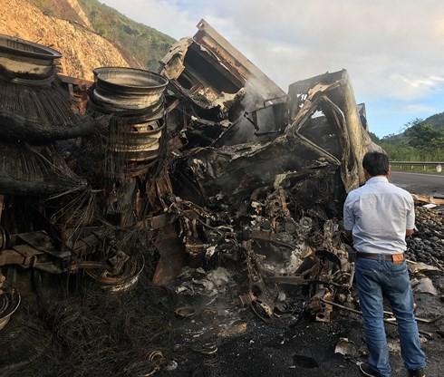 Tai nạn trên đèo Mang Yang (Gia Lai), 3 người thiệt mạng - Ảnh 3.