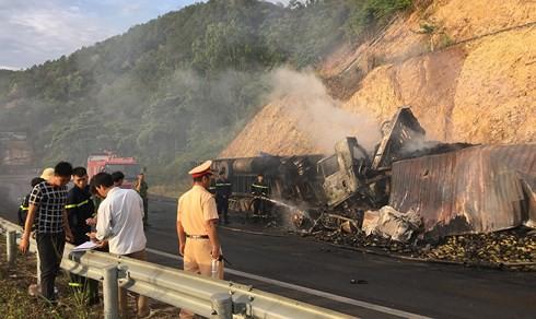 Tai nạn trên đèo Mang Yang (Gia Lai), 3 người thiệt mạng - Ảnh 4.