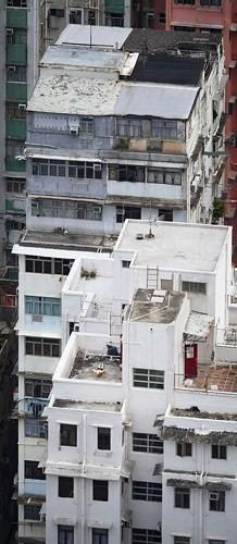 Bộ ảnh chụp cảnh sinh hoạt chân thực trên những mái nhà cao tầng - Ảnh 8.