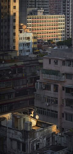 Bộ ảnh chụp cảnh sinh hoạt chân thực trên những mái nhà cao tầng - Ảnh 10.