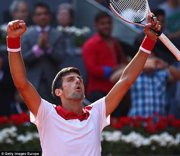 Đánh bại Nishikori, Djokovic khởi đầu thuận lợi tại Madrid mở rộng 2018 - Ảnh 2.
